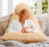 Cozy Comfort Pregnancy Pillow