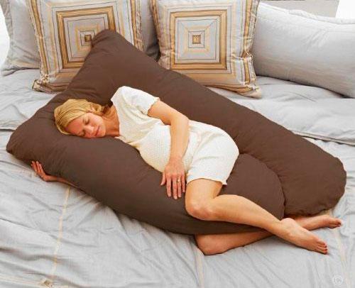 Todays Mom Cozy Comfort Pregnancy Pillow